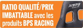 Les produits de la marque BPS Racing : le meilleur ratio entre qualité, performance et prix