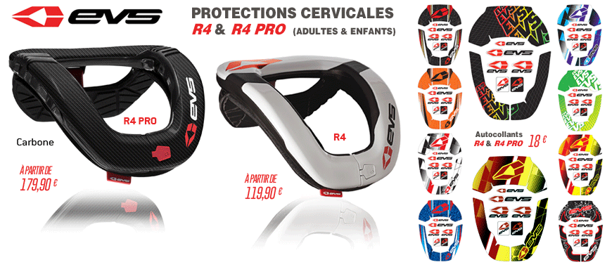 Protections cervicales Evs
