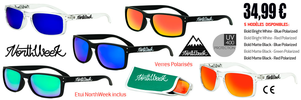 Lunettes solaire Northweek