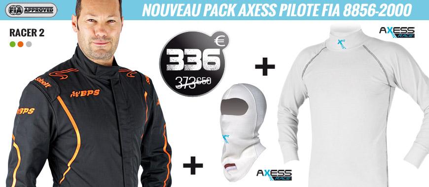 Nouveau pack axess pilote fia 8856-2000