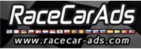 Race car ads