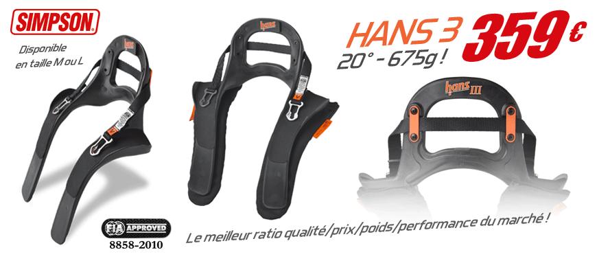 Hans Simpson 3 - 20° - 675g