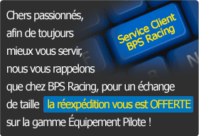 service client BPS RACING