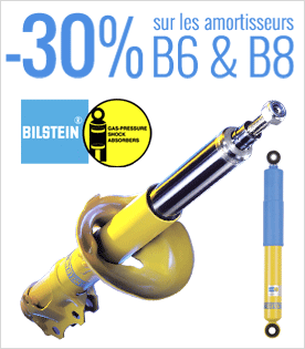 Amortisseurs Bilstein b6 et b8 en promotion
