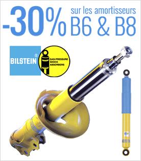 Amortisseurs Bilstein b6 et b8 en promotion