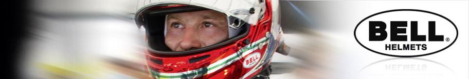 Casques Bell Fia pour la pratique du sport automobile