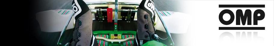 Chaussures et bottines pour la pratique du karting