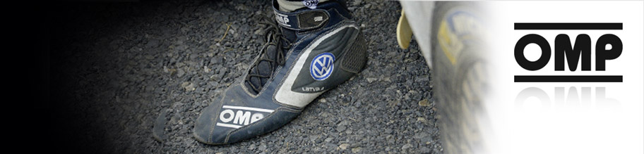 Chaussures et bottines OMP Fia pour la pratique du sport automobile
