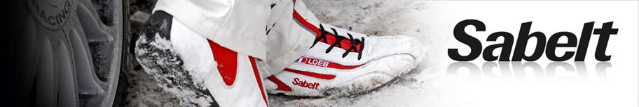 Chaussures et bottines Sabelt Fia pour la pratique du sport automobile