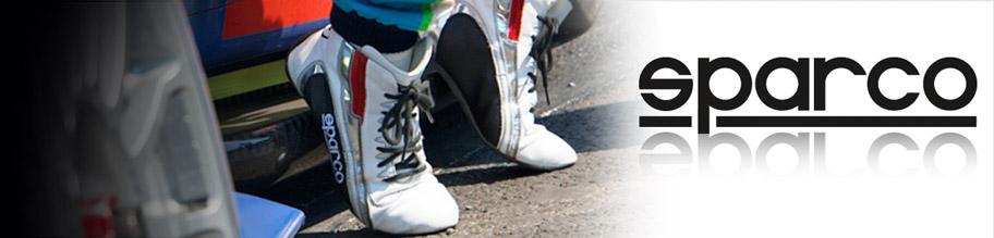 Chaussures et bottines Sparco Fia pour la pratique du sport automobile