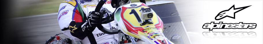 Gants Alpinestars karting