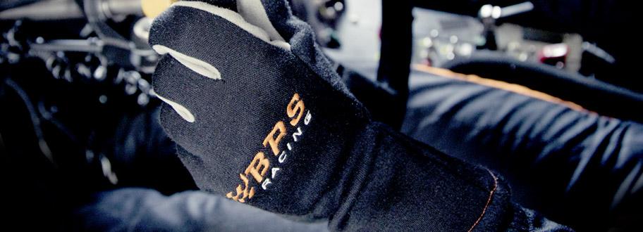 Gants pour le sport auto BPS RACING