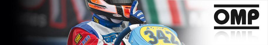 Gants OMP pour la pratique du karting
