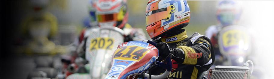 Equipements, accessoires et outillage pour le karting