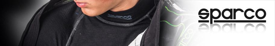 Sous-vêtements Sparco pour la pratique du karting