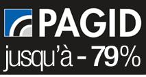 Remises jusqu'à 79 pourcent sur la marque Pagid