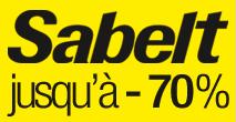 Remises jusqu'à 70 pourcent sur la marque Sabelt